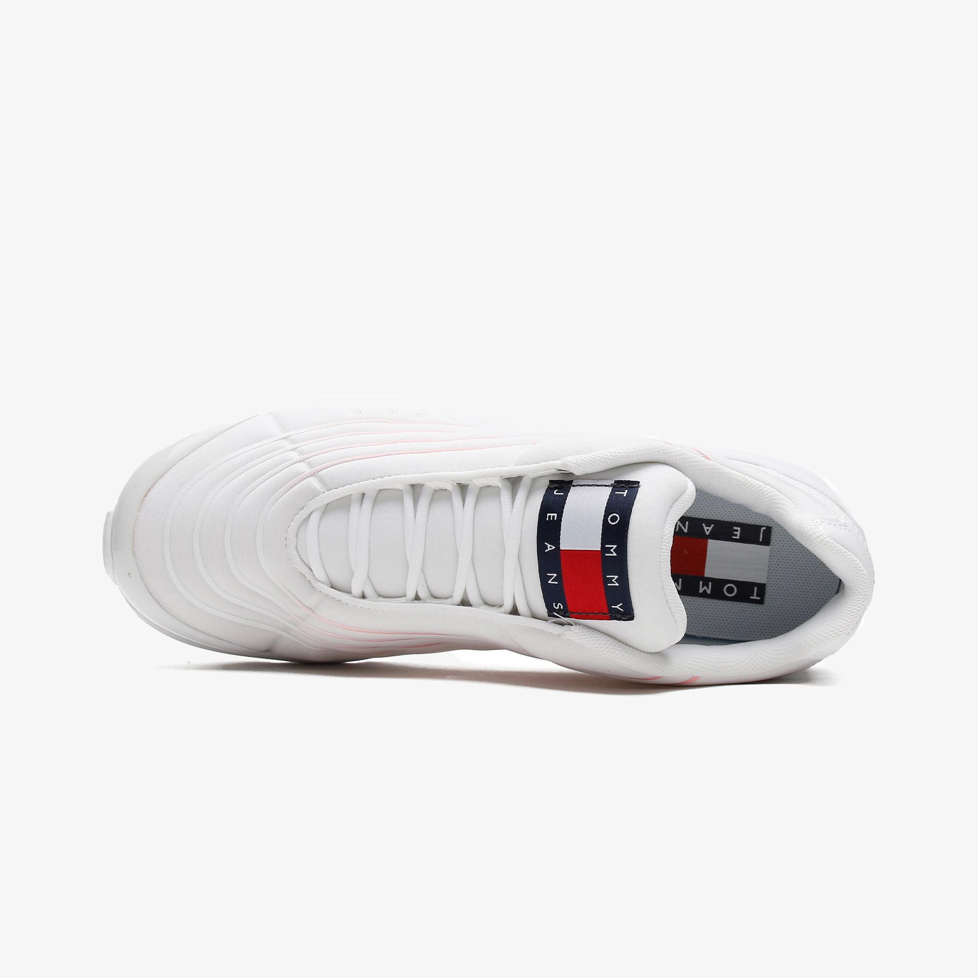 Tommy Hilfiger Heritage Gradient Kadın Beyaz Spor Ayakkabı
