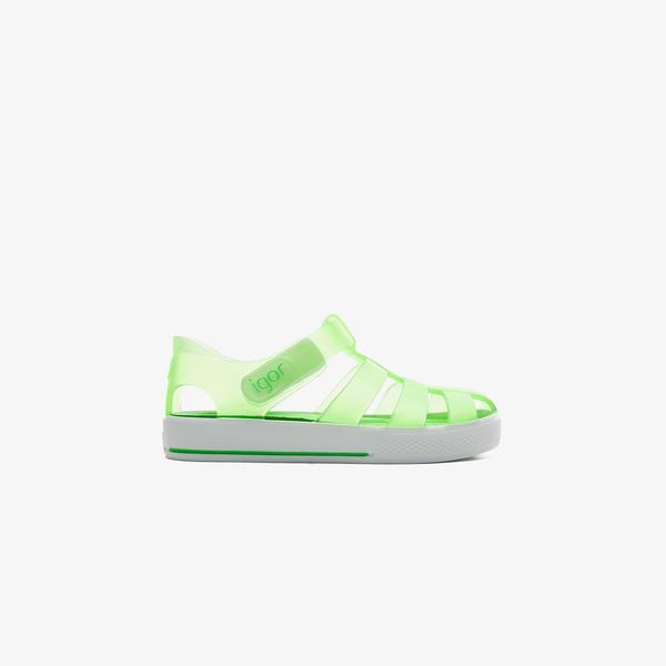 Igor Çocuk Yeşil Sandalet