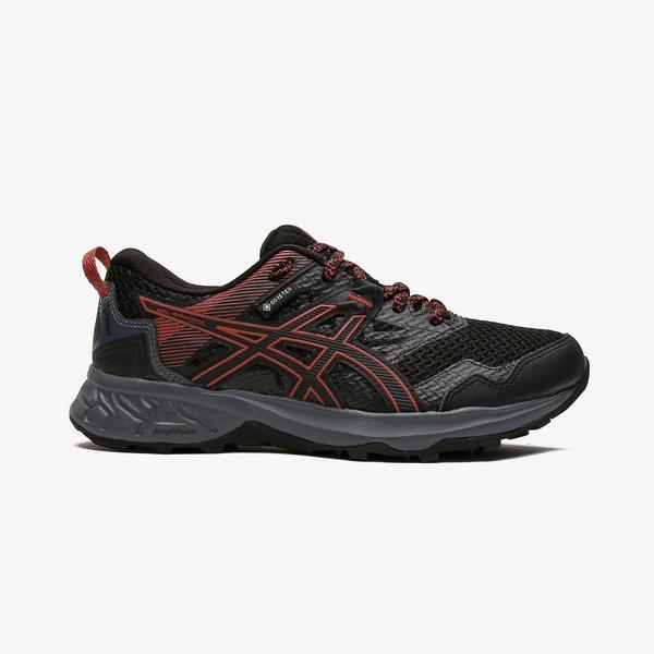 Asics Gel-Sonoma 5 G-Tx Kadın Siyah Spor Ayakkabı