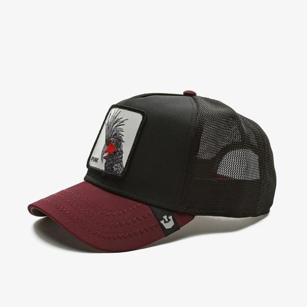 Goorin Bros Pumk Sqwauk Unisex Siyah Şapka