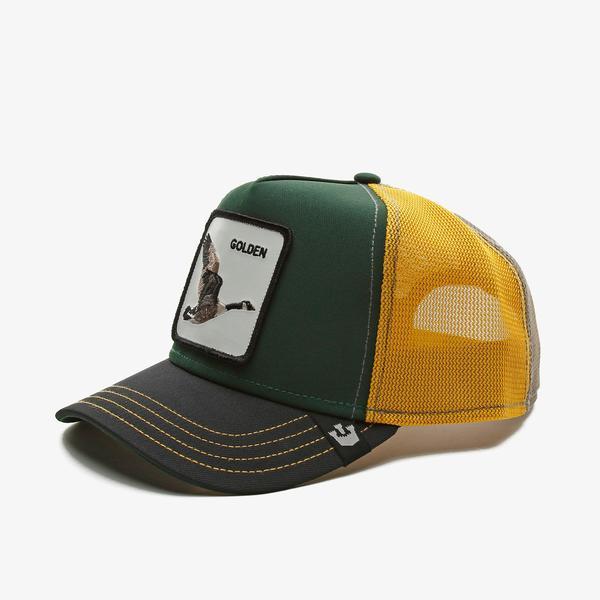 Goorin Bros Golden Goose Unisex Yeşil Şapka