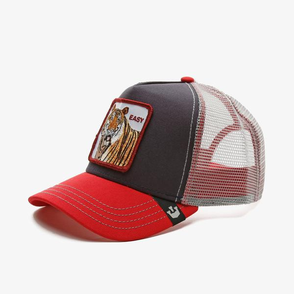 Goorin Bros Easy Tiger Unisex Kırmızı Şapka