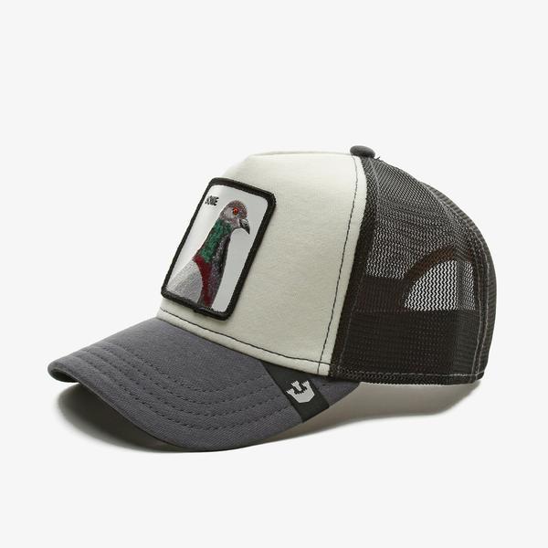 Goorin Bros Homie Pigeon Unisex Gri Şapka