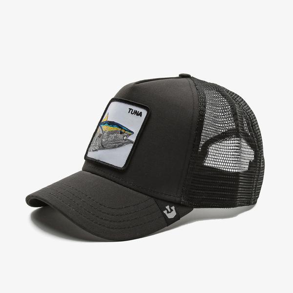Goorin Bros Big Fishy Unisex Siyah Şapka