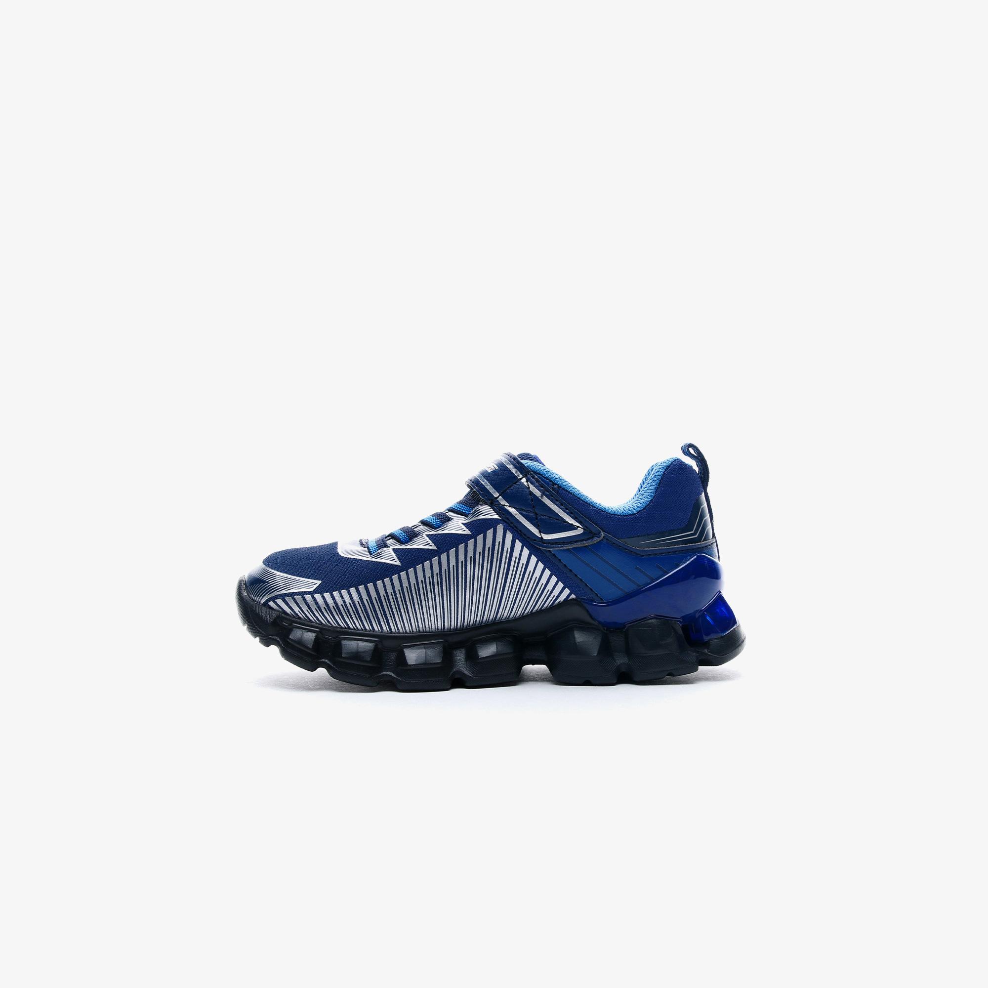 Skechers Flashpod- Scoria Işıklı Çocuk Lacivert Spor Ayakkabı