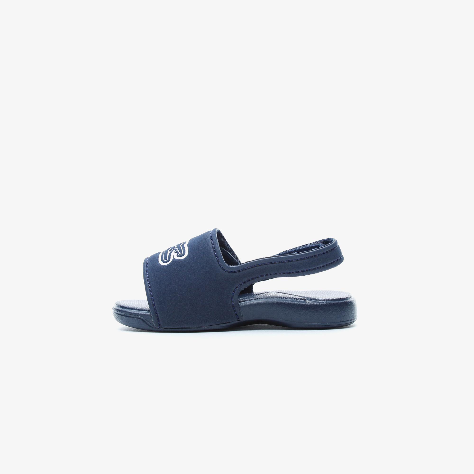 Lacoste Çocuk Lacivert - Beyaz Sandalet