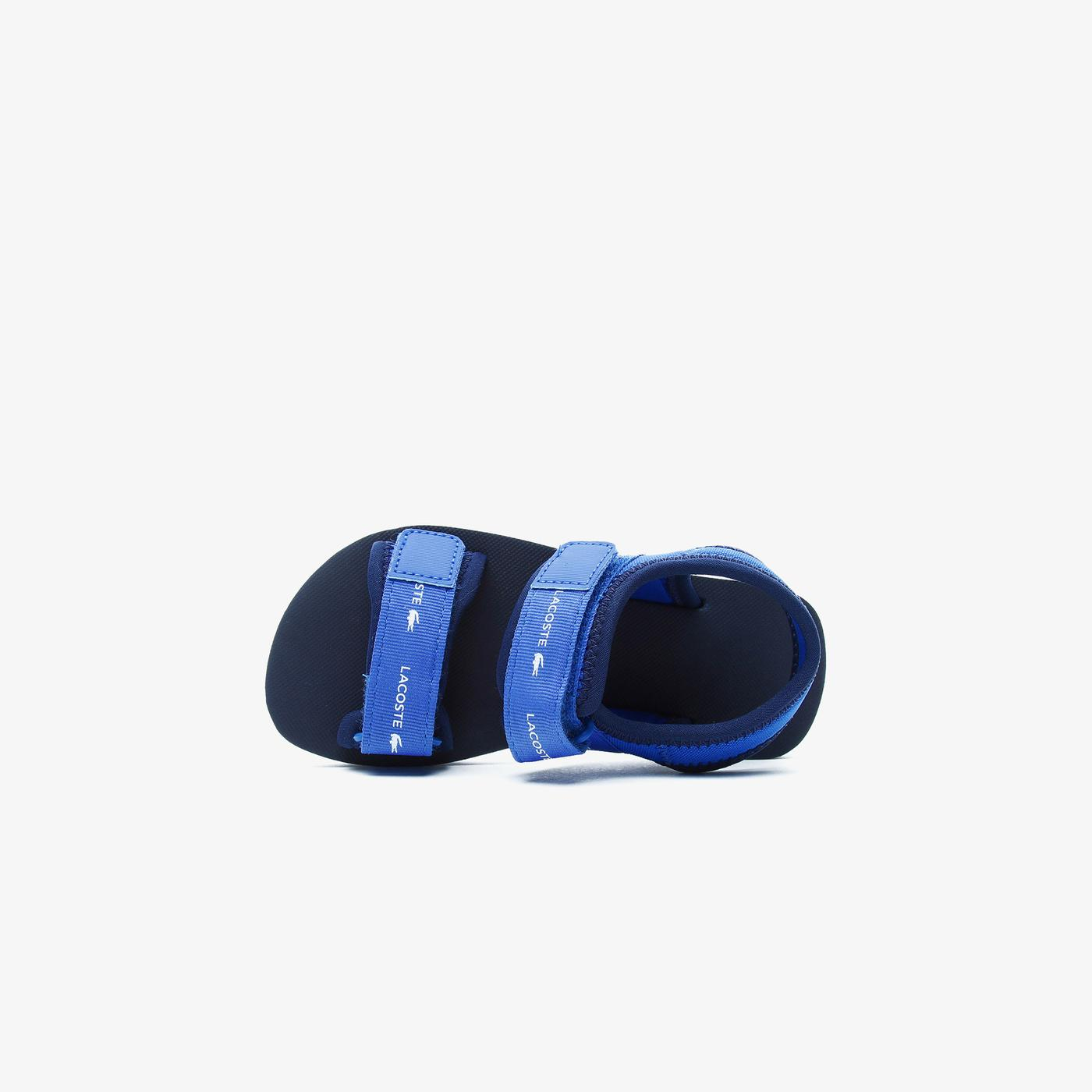 Lacoste SOL Bebek Mavi Sandalet