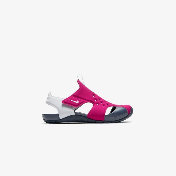 Nike Sunray Protect 2 Çocuk Pembe Spor Sandalet
