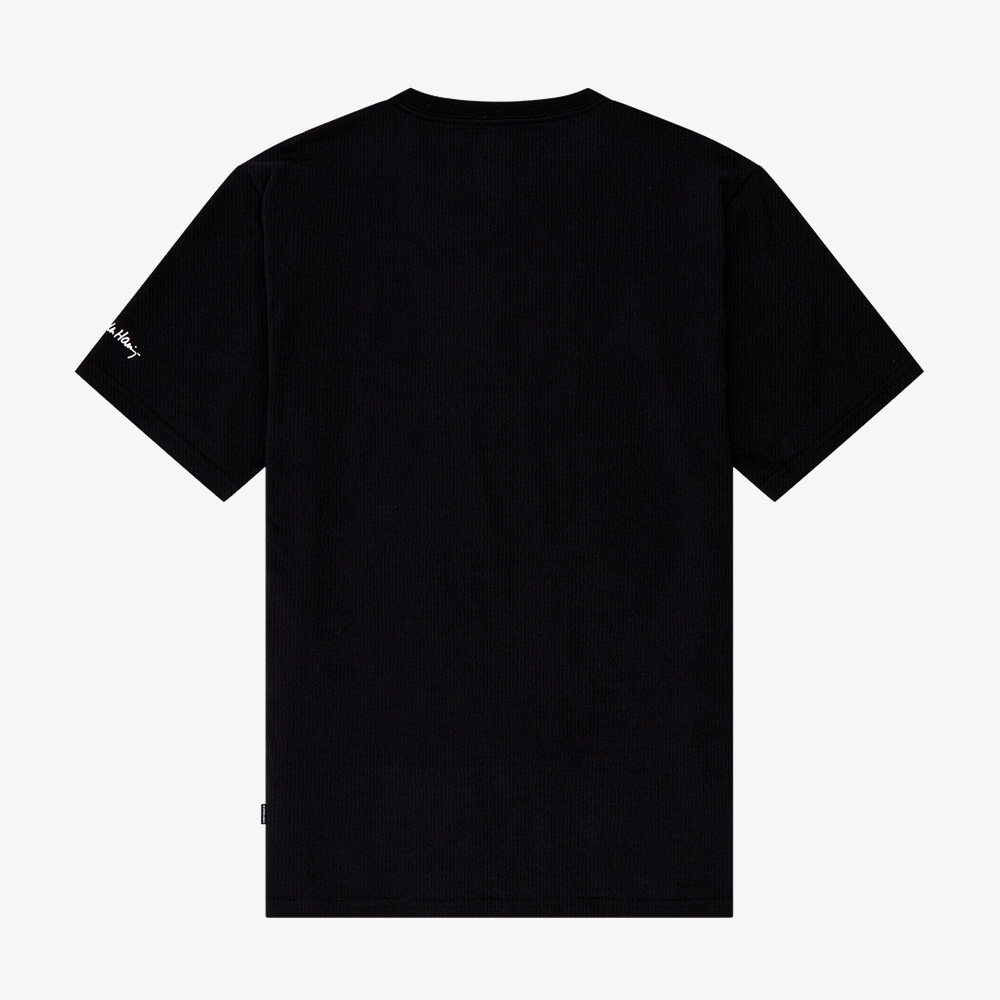 Converse Haring Graphic Erkek Siyah T-Shirt