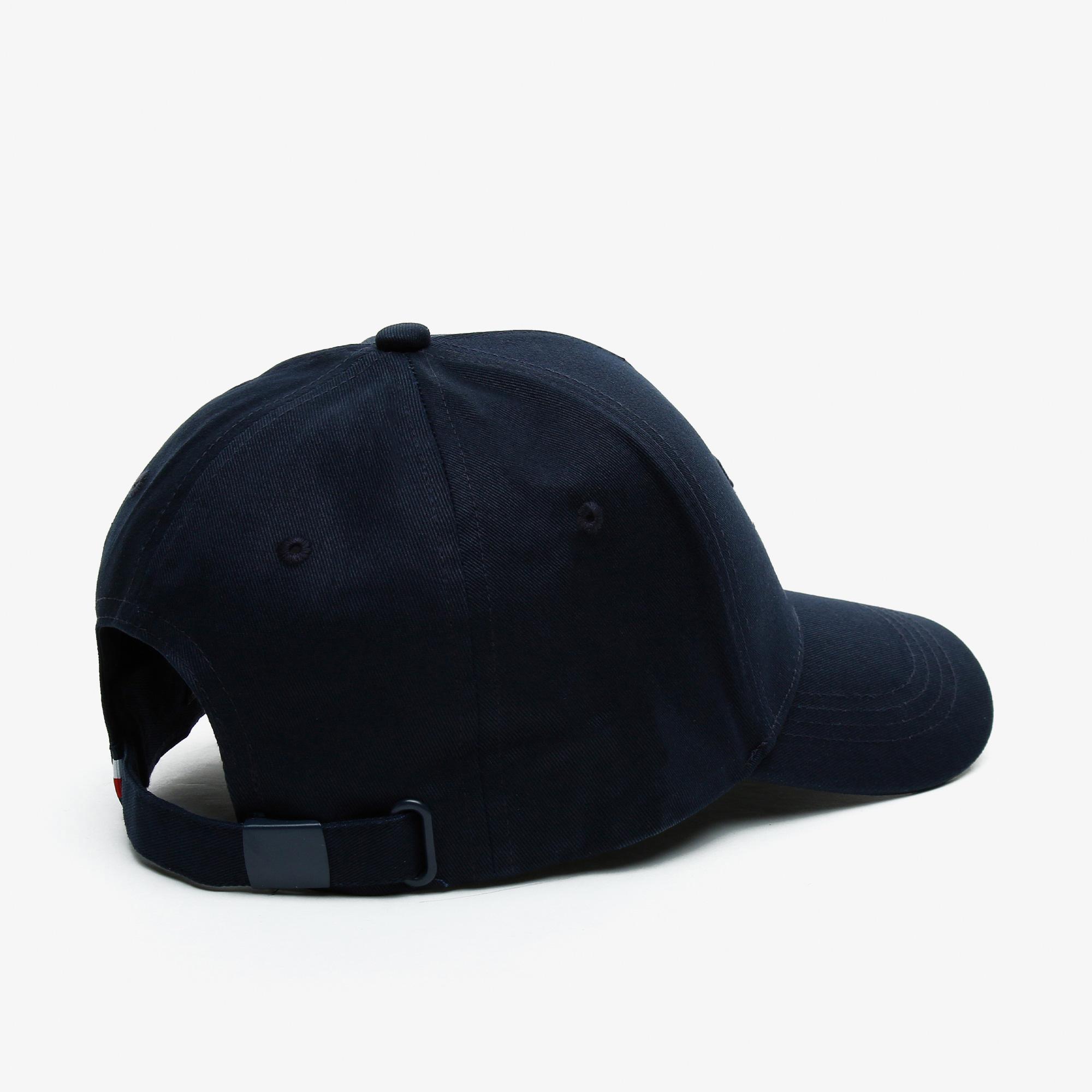 Tommy Hilfiger IM Big Flag Erkek Lacivert Şapka
