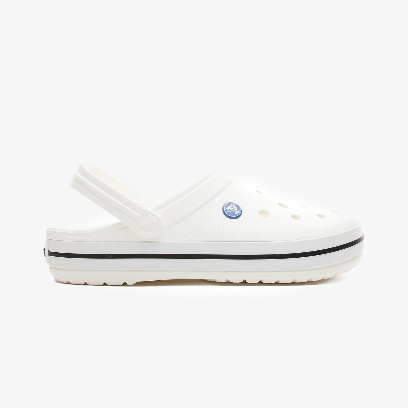 Crocs Crocband Beyaz Terlik
