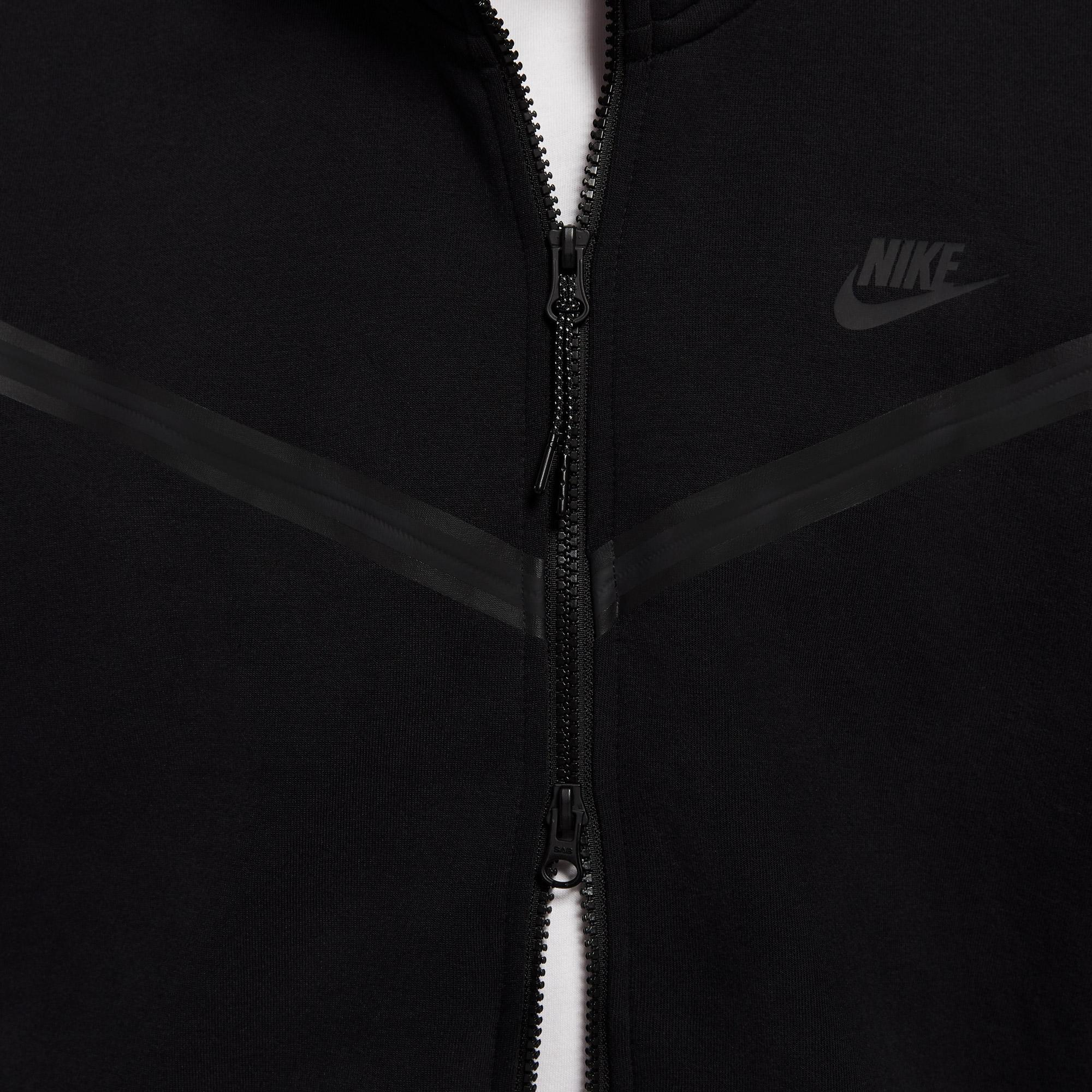 Nike Sportswear Erkek Siyah Sweatshirt