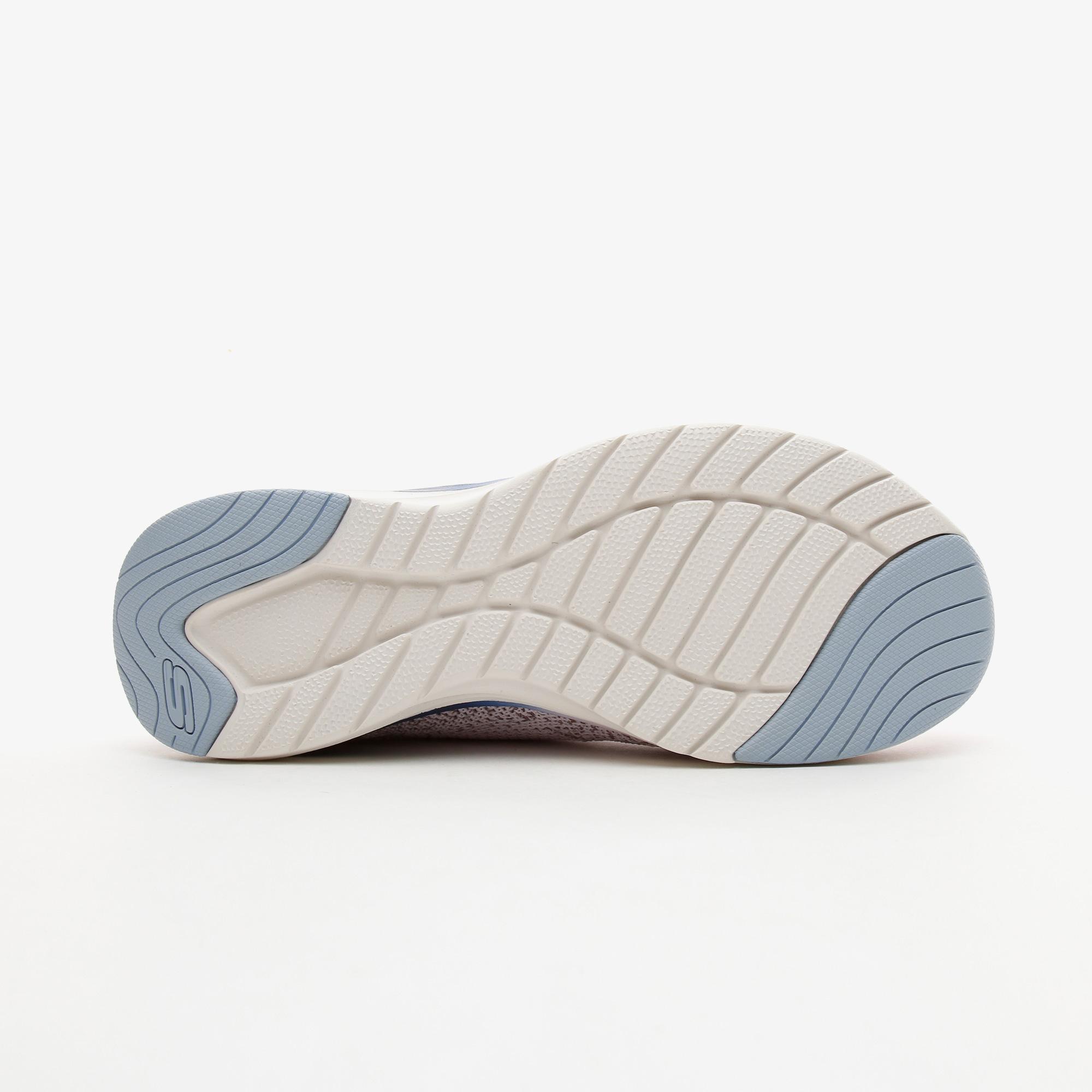 Skechers Ultra Groove - Kadın Mor Spor Ayakkabı