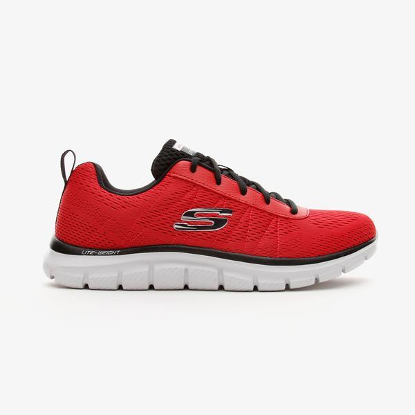 Skechers Track - Moulton Erkek Kırmızı Spor Ayakkabı