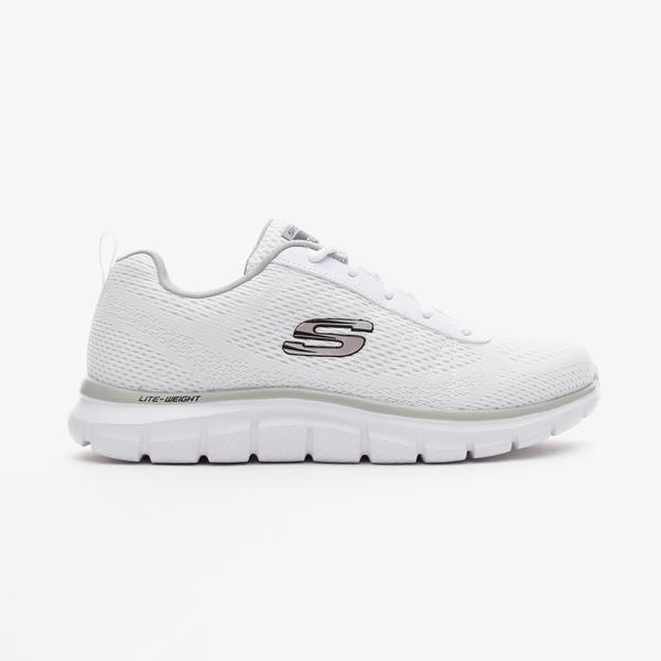 Skechers Track - Moulton Erkek Beyaz Spor Ayakkabı