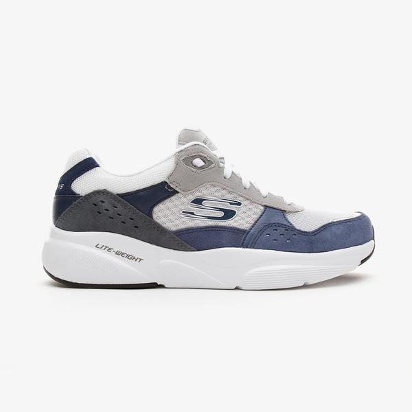 Skechers Meridian- Ostwall Erkek Beyaz Spor Ayakkabı