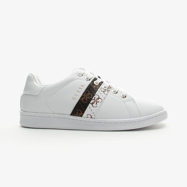 Guess Reel Kadın Beyaz Günlük Ayakkabı