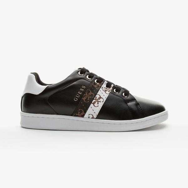 Guess Reel Kadın Siyah Günlük Ayakkabı