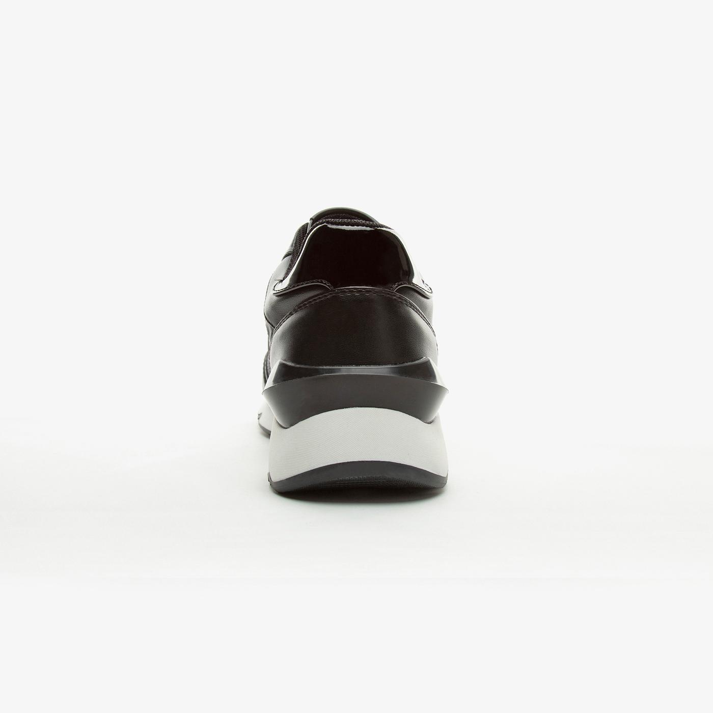 Guess Tesha Kadın Siyah Günlük Ayakkabı
