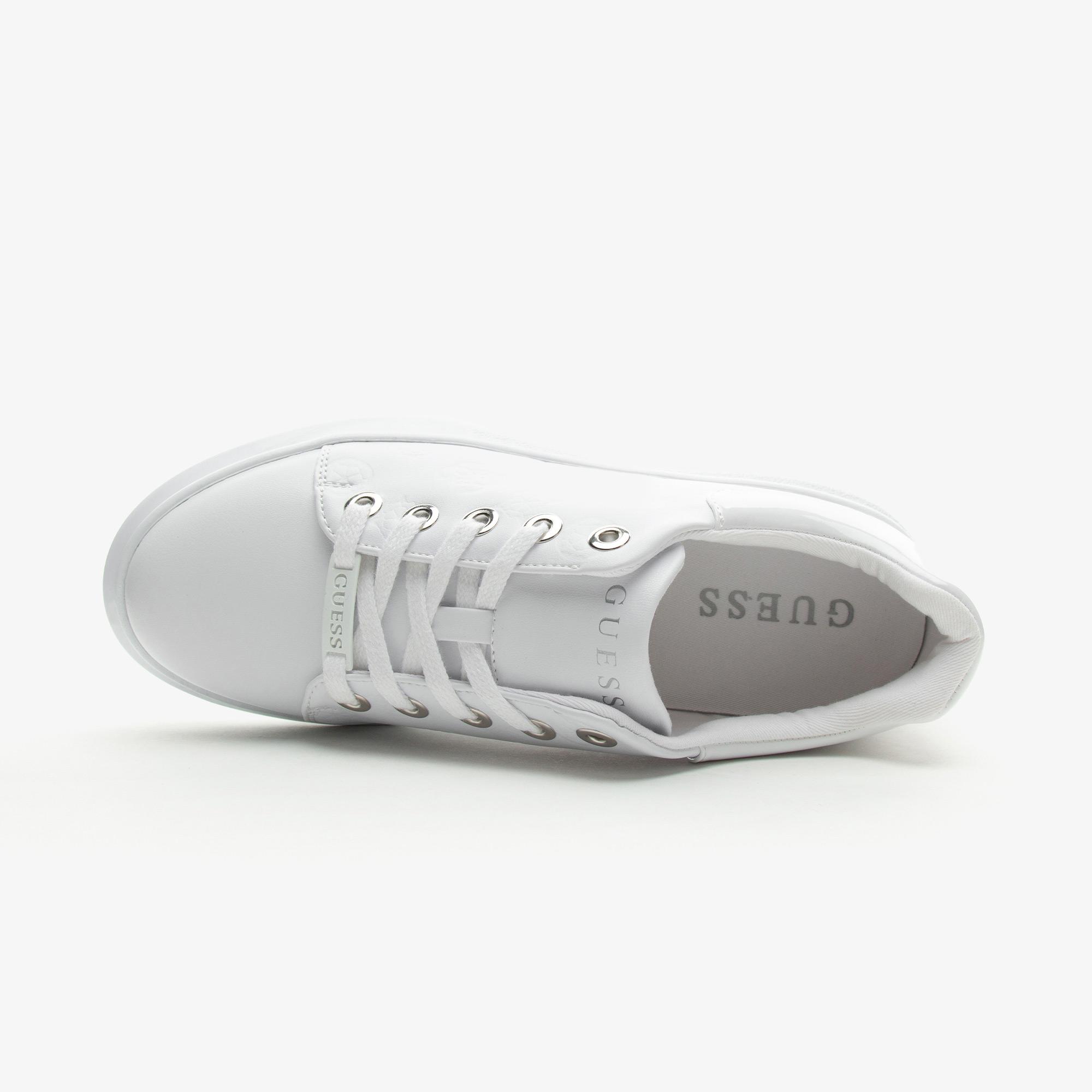Guess Bradly Kadın Beyaz Günlük Ayakkabı