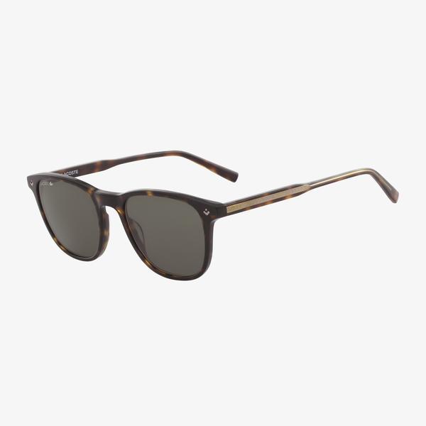 Lacoste Aviator Erkek Kahverengi Güneş Gözlüğü