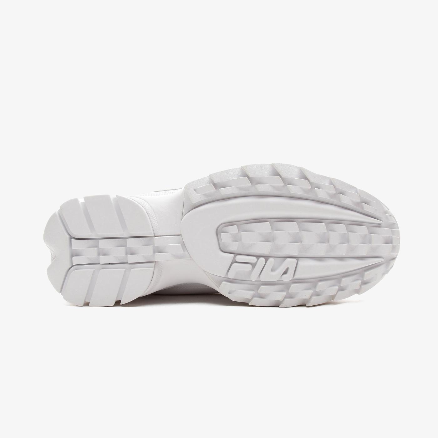 Fila Disruptor Erkek Beyaz Spor Ayakkabı
