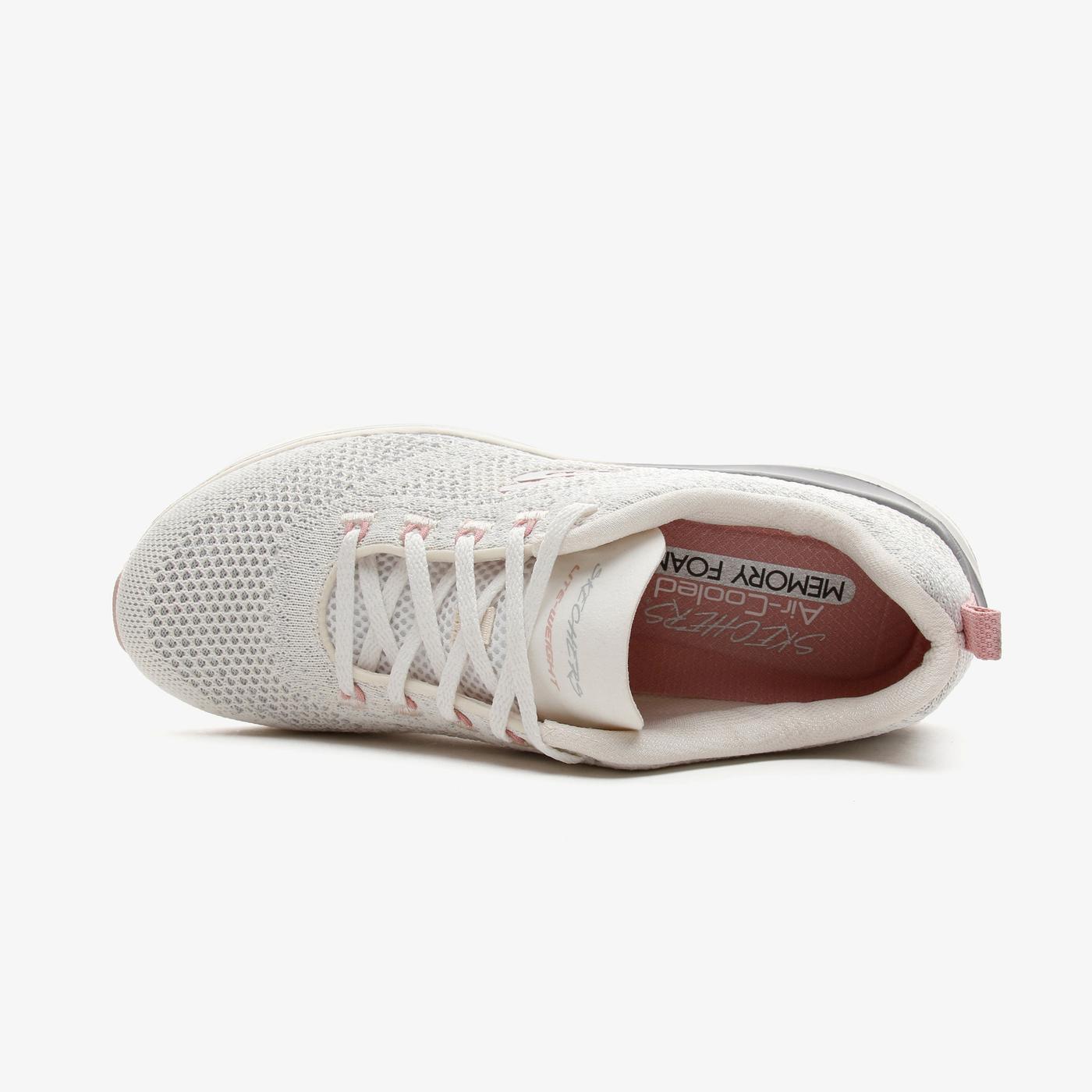 Skechers Ultra Groove - Kadın Beyaz Spor Ayakkabı