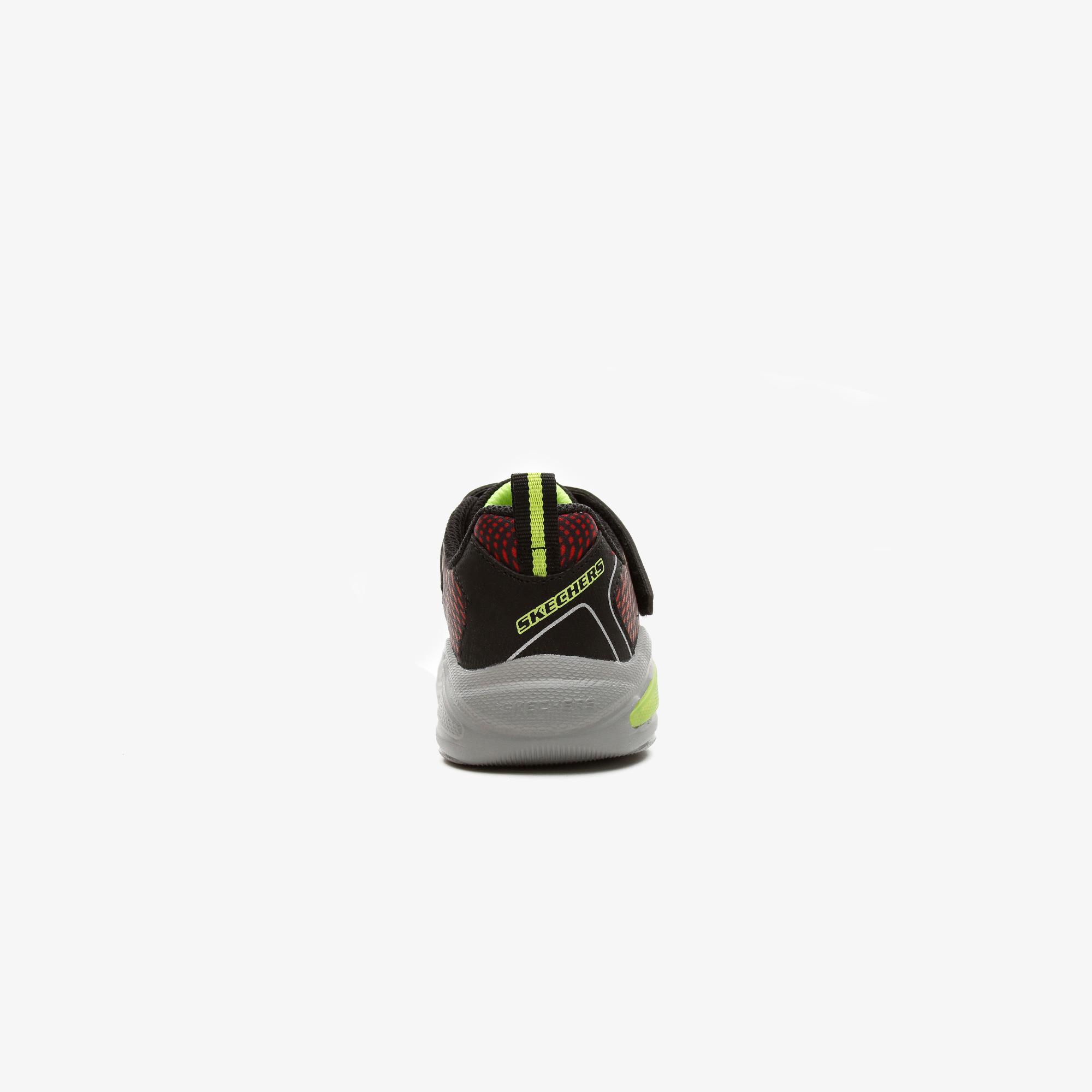 Skechers Erupters iv Bebek Siyah Spor Ayakkabı