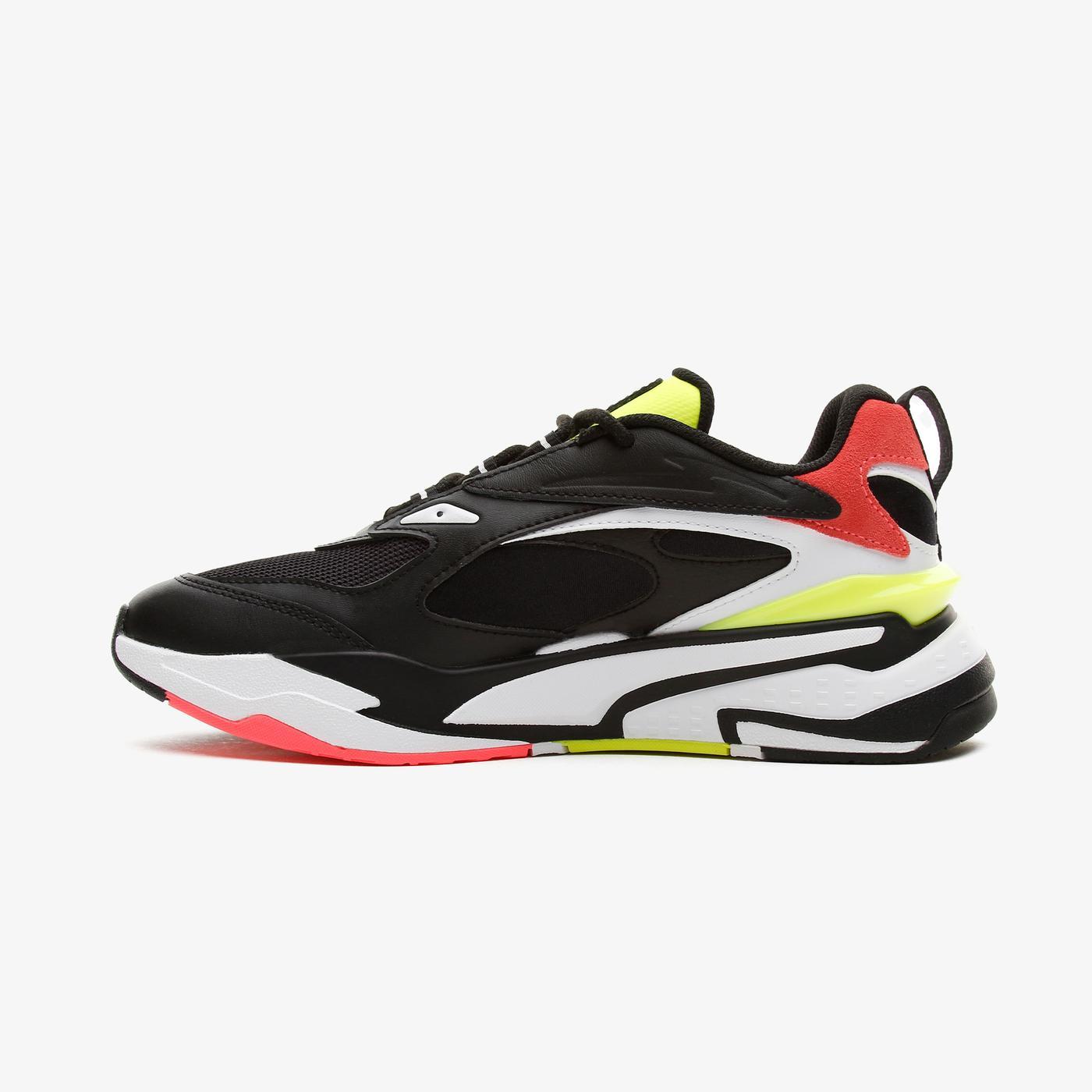 Puma RS-Fast Mix Kadın Siyah Spor Ayakkabı