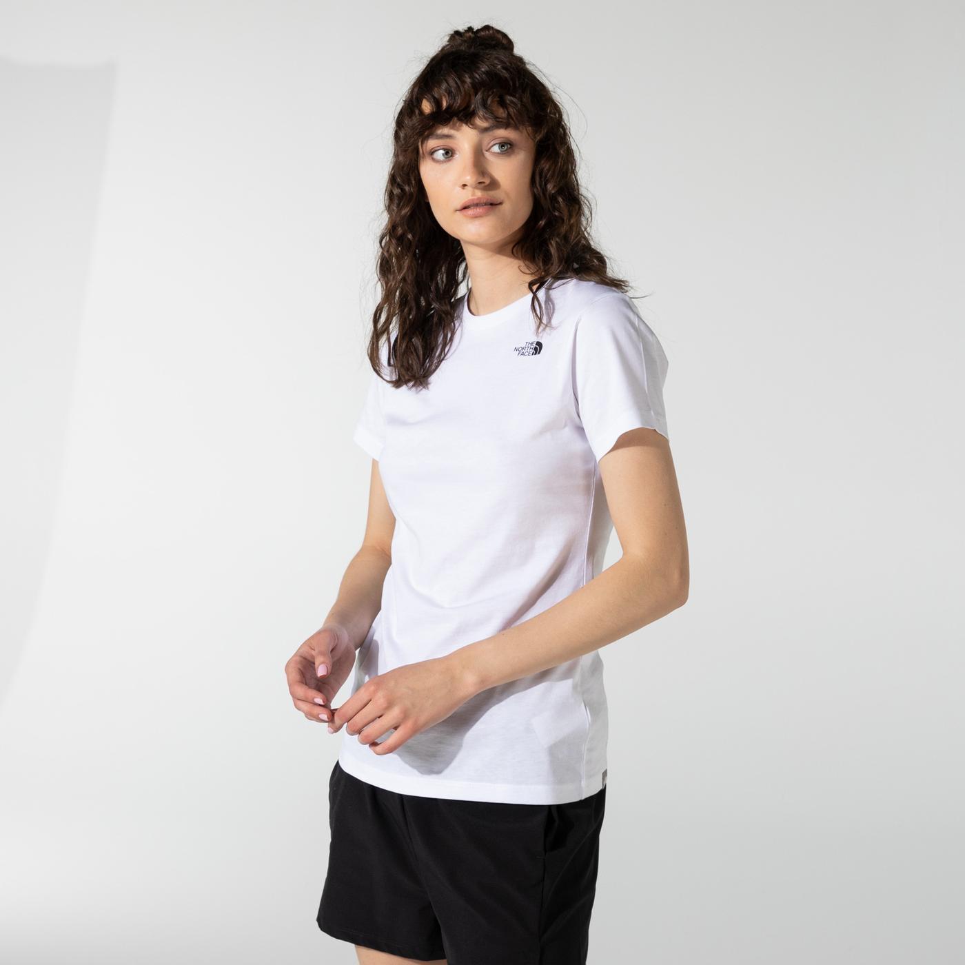 The North Face Simple Dome Kadın T-Shirt