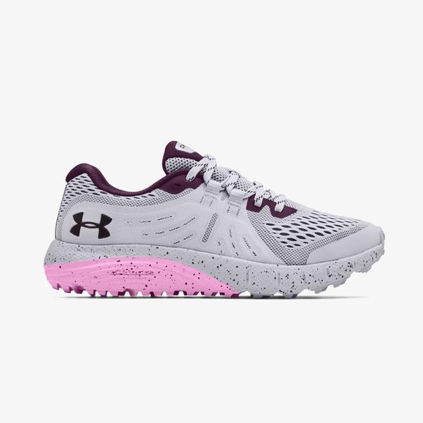 Under Armour Kadın Gri Koşu Ayakkabısı