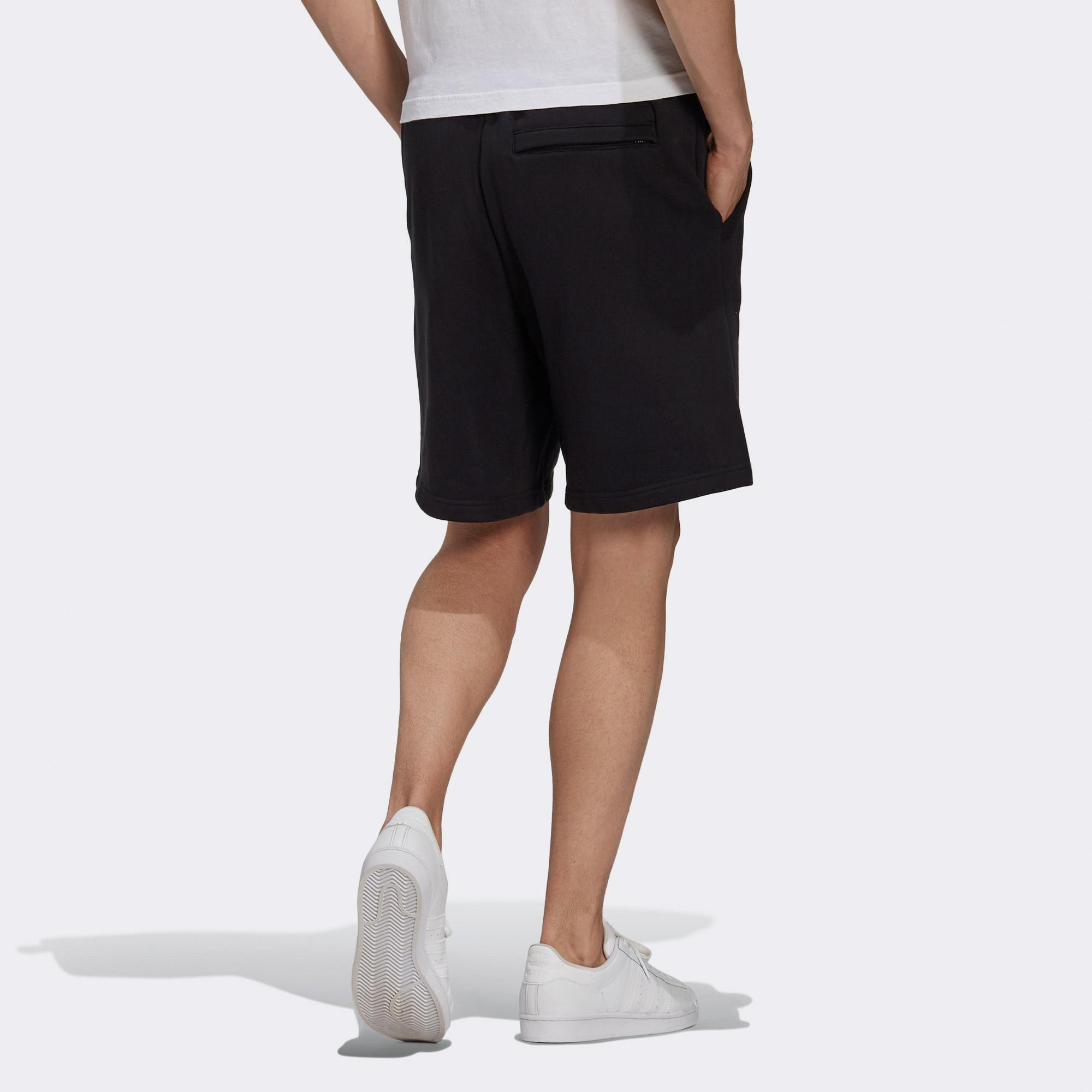 adidas R.Y.V. Abstract Trefoil Erkek Siyah Şort
