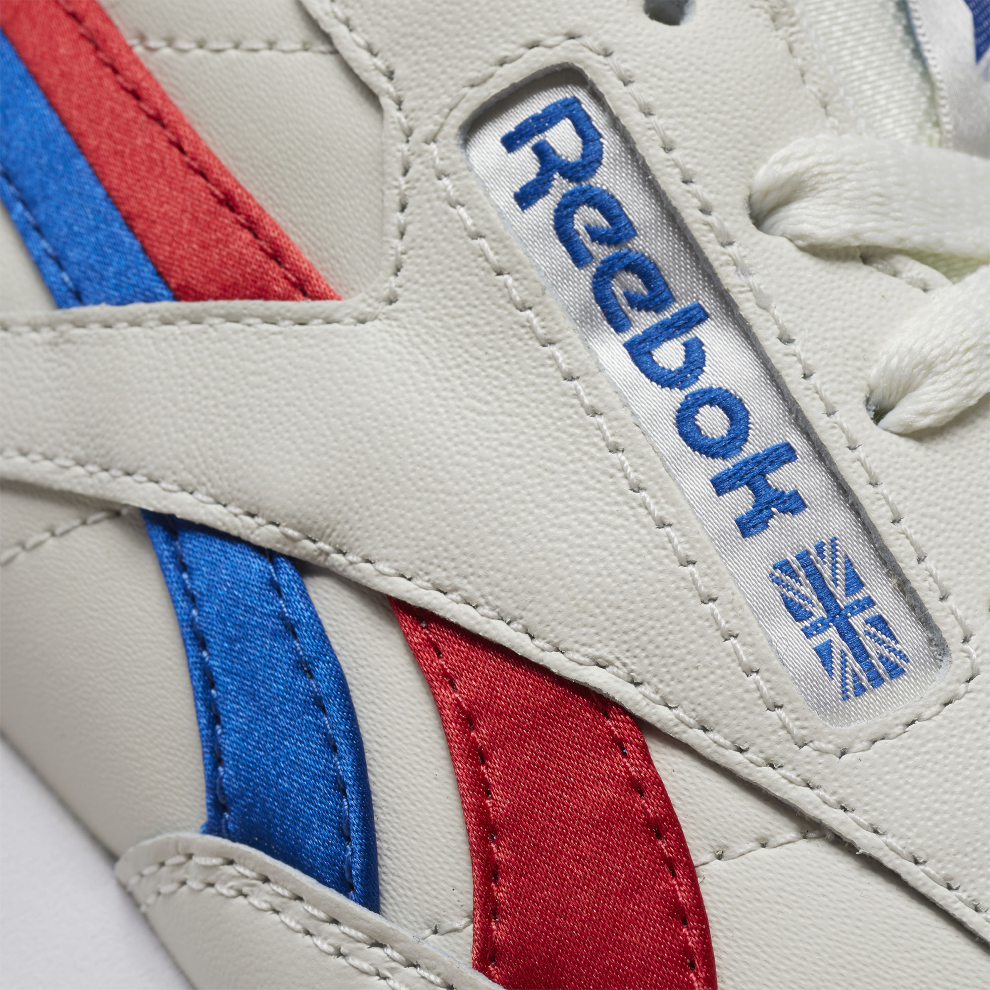 Reebok Classics Leather Kadın Krem Spor Ayakkabı