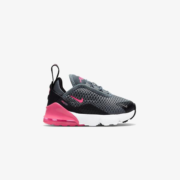 Nike Air Max 270 Çocuk Siyah Spor Ayakkabı