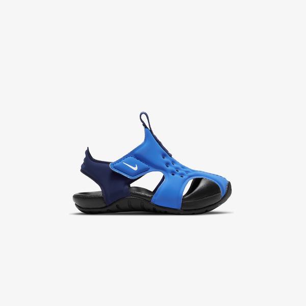 Nike Sunray Protect 2 Çocuk Mavi Spor Ayakkabı