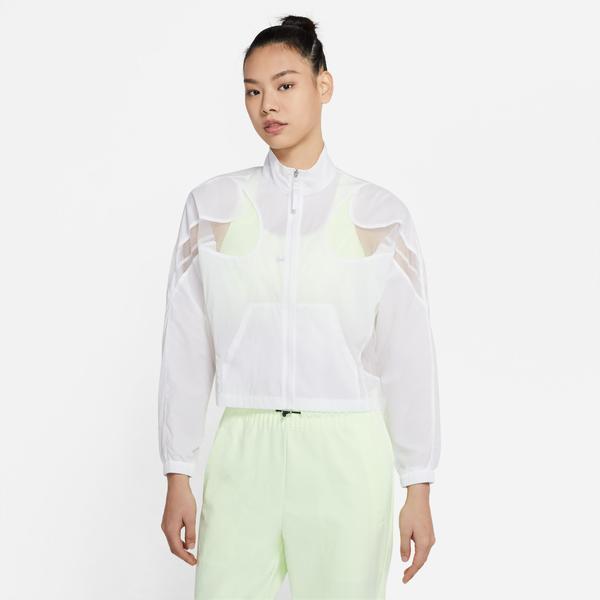 Nike Sportswear Kadın Beyaz Ceket