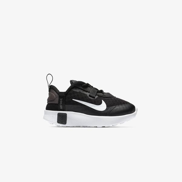 Nike Reposto Bebek Siyah Spor Ayakkabı