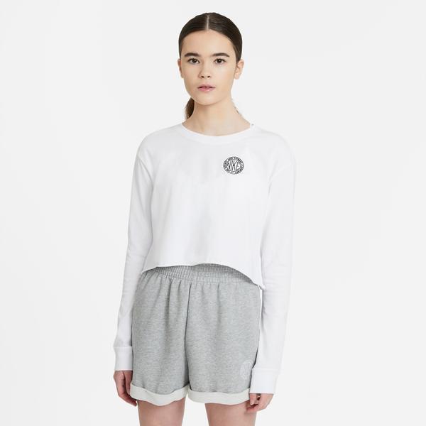 Nike Sportswear Femme Kadın Beyaz T-Shirt