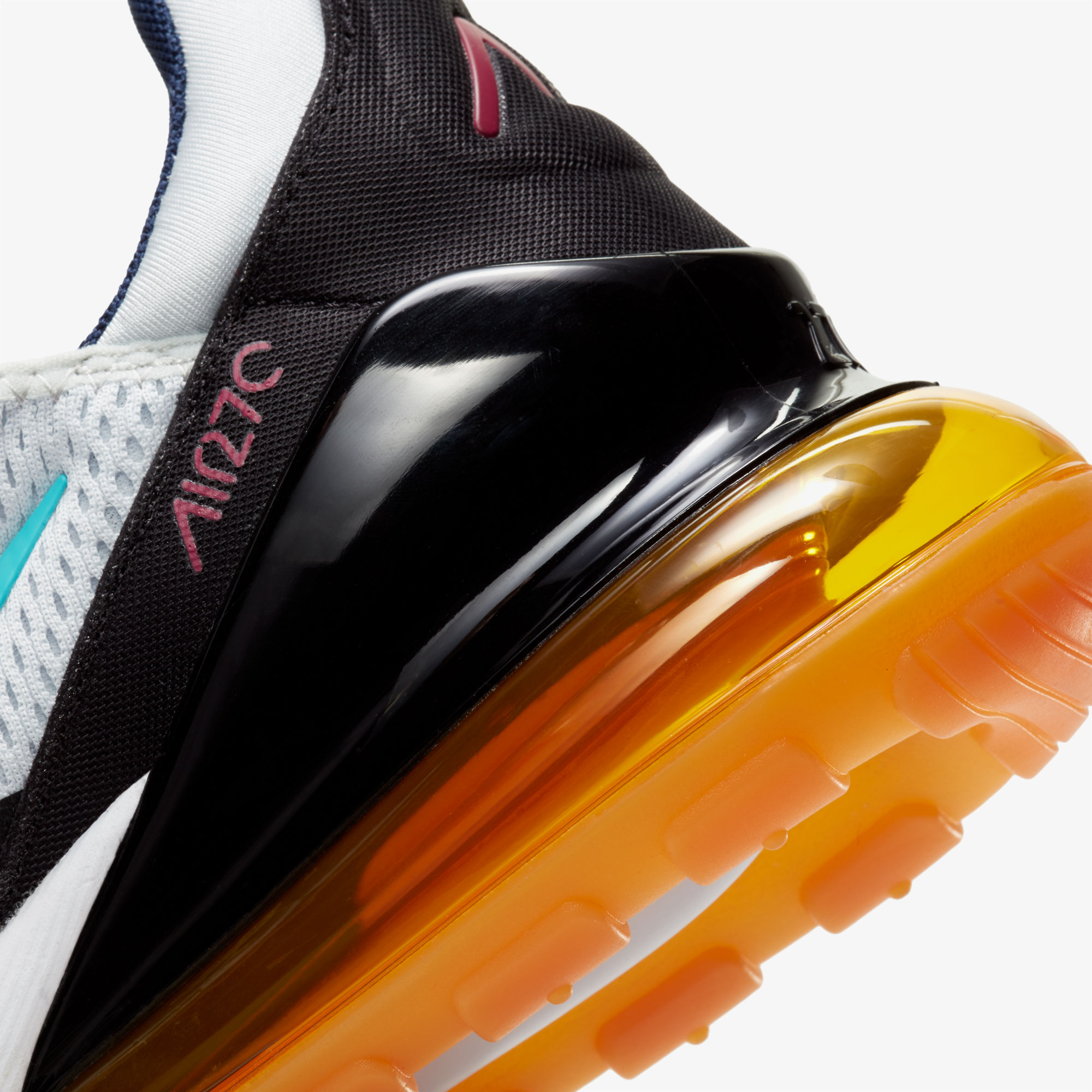 Nike Air Max 270 Erkek Renkli Spor Ayakkabı