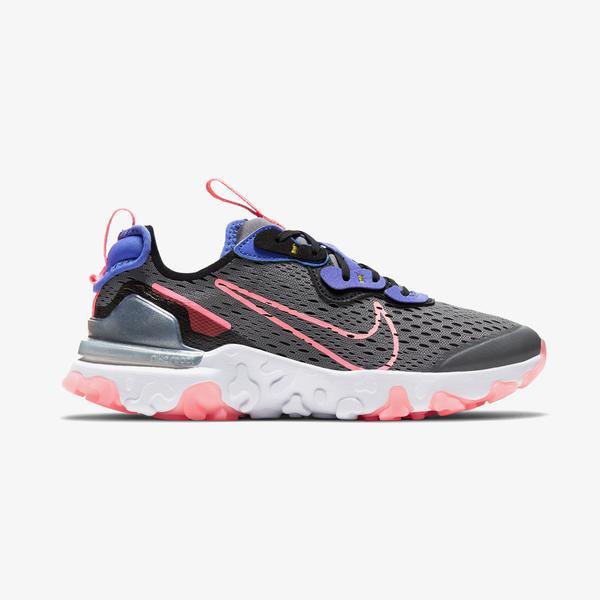 Nike React Vision Kadın Gri Spor Ayakkabı