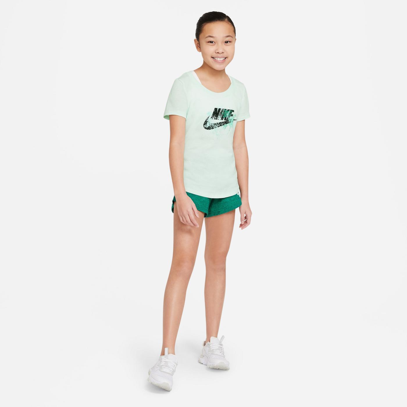 Nike Çocuk Yeşil T-Shirt