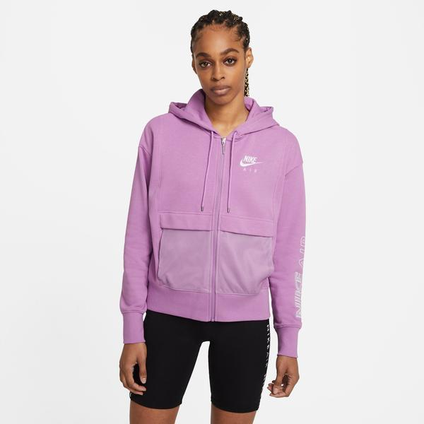 Nike Kadın Mor Eşofman Üstü