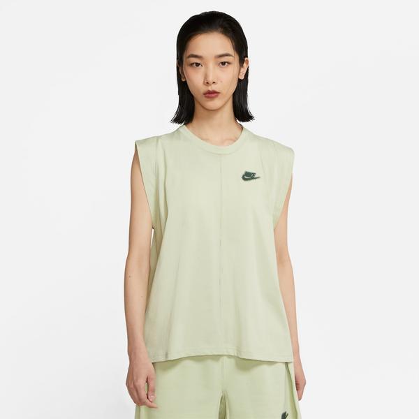Nike Kadın Yeşil T-Shirt