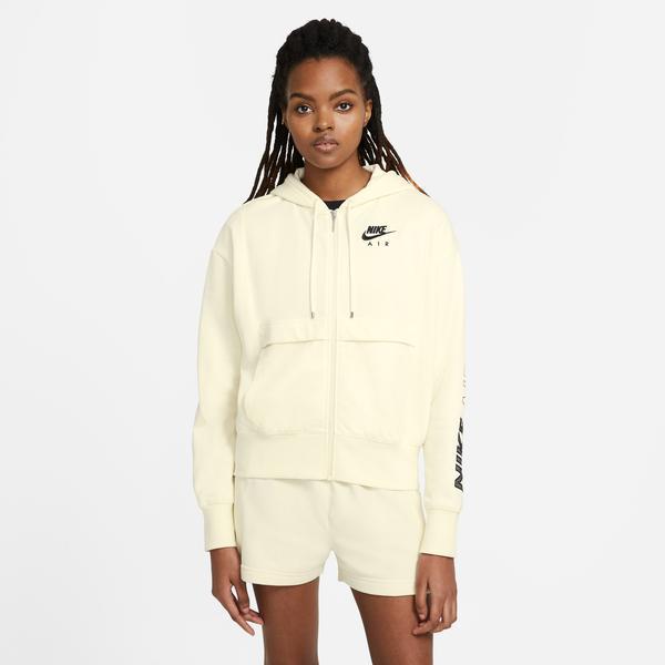 Nike Kadın Sarı Eşofman Üstü
