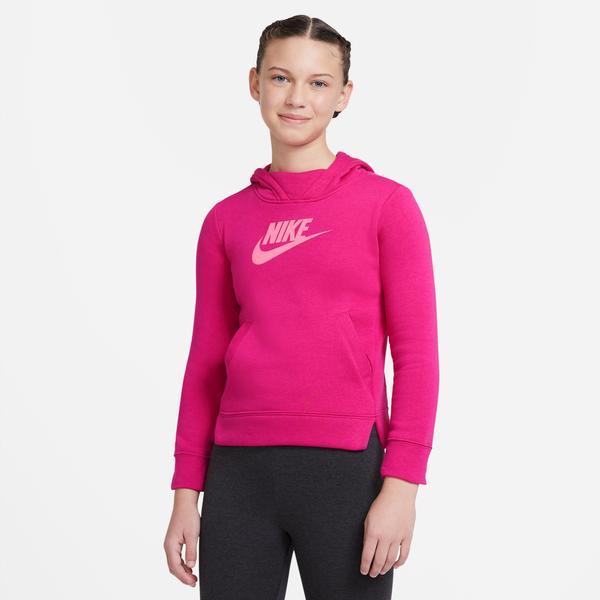 Nike Sportswear Çocuk Kırmızı Sweatshirt
