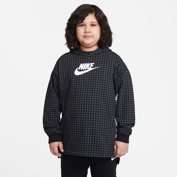 Nike Sportswear Rtlp Çocuk Siyah Sweatshirt