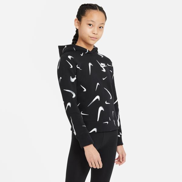 Nike Sportswear Çocuk Siyah Sweatshirt