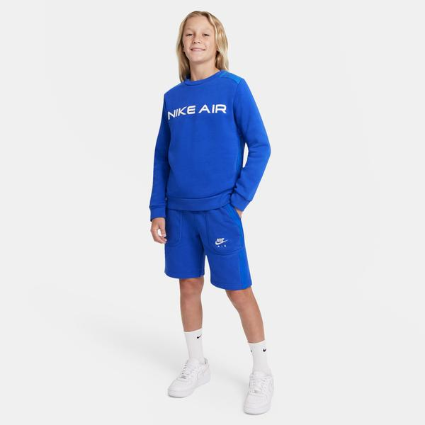 Nike Sportswear Air Ft Çocuk Mavi Şort