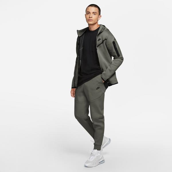 Nike Sportswear Tech Fleece Jogger Erkek Yeşil Eşofman Altı