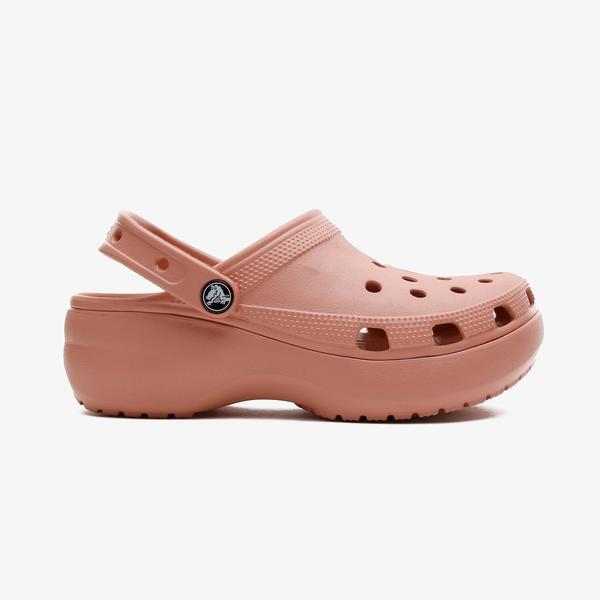Crocs Classic Platform Kadın Pembe Terlik